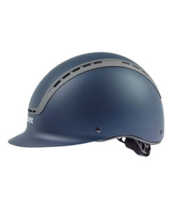 UVEX Suxxeed Active Riding Hat Blue Matt