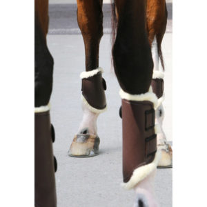 Kentucky Horsewear Leather Turnout Boots