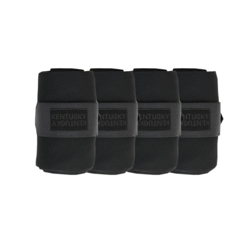 Kentucky Horsewear Repellent Stable Bandages Black