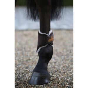 Kentucky Horsewear Short Turnout Boots Solimbra