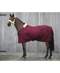 Kentucky Horsewear Bordeaux Stable Rug
