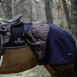 Kentucky Horsewear Riding Rug – Navy