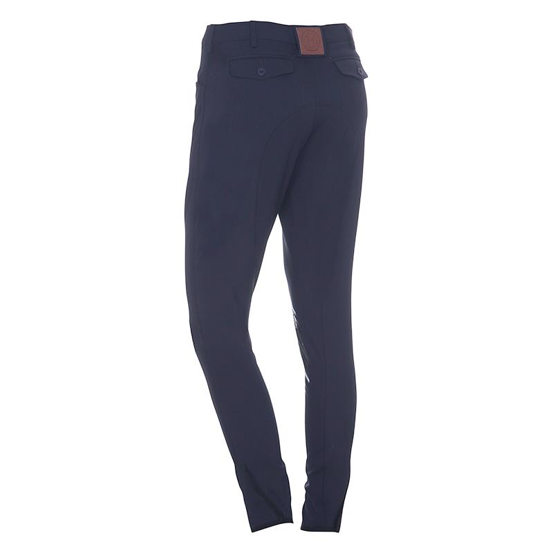 Harcour Costa Mens Breeches Navy Back