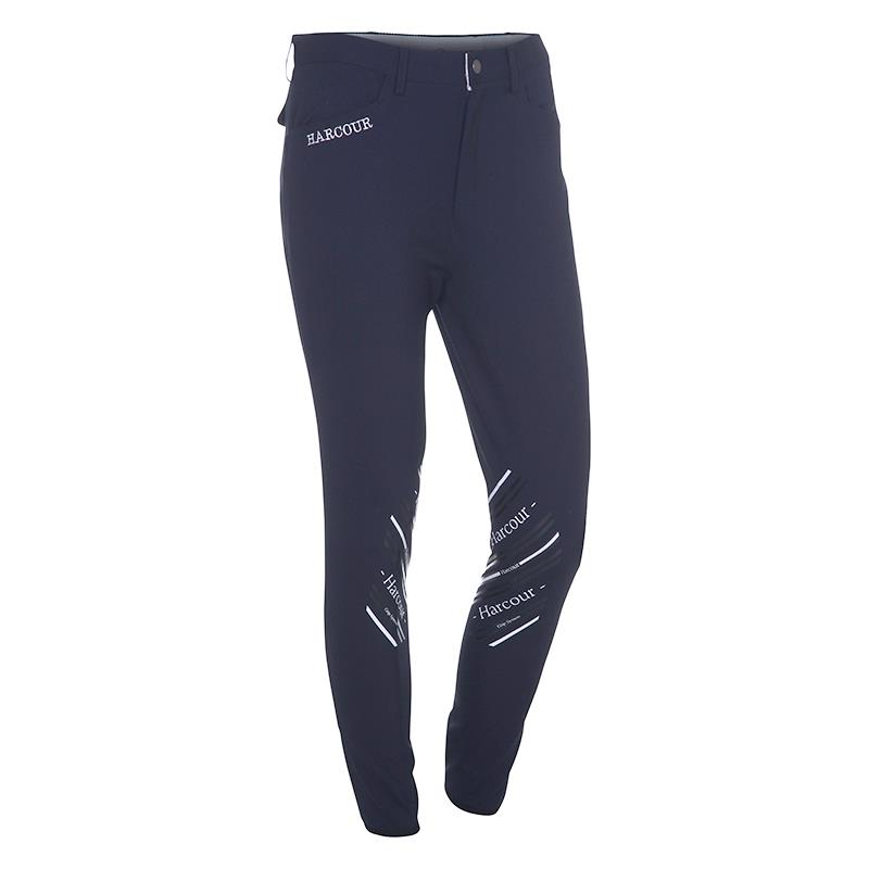 Harcour Costa Mens Breeches Navy Front
