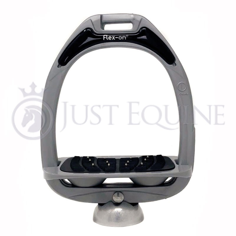 Flex-On Stirrups Light Grey Grey Grey