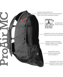 Point Two Motorbike Air Vest