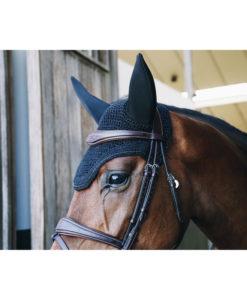 Kentucky Horsewear Wellington Horse Fly Veil Sparkle