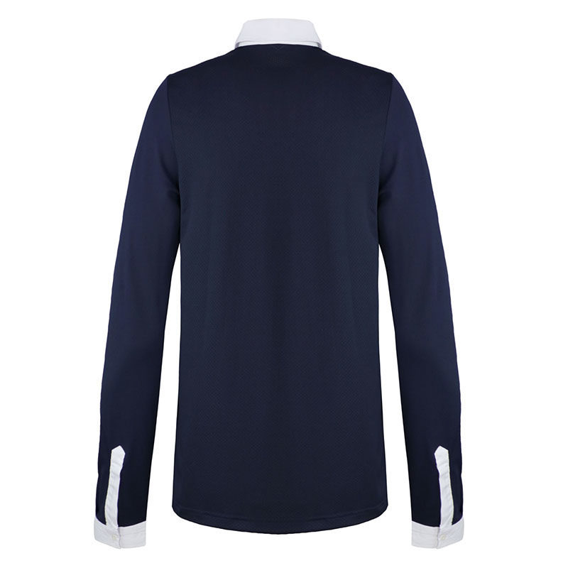 Harcour Boys Orion Competition Shirt Navy 4