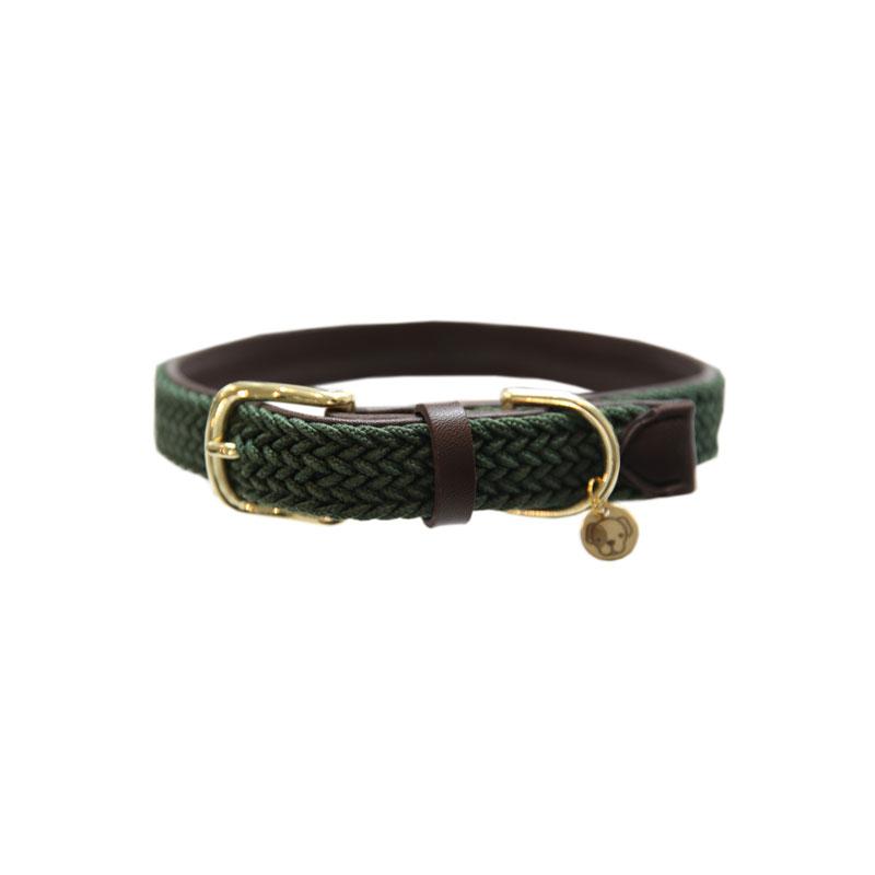 Kentucky Dogwear Dog Collar Olive Green