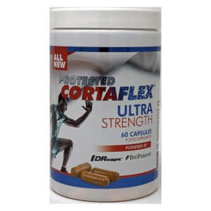 Protected Cortaflex Ultra Strength Capsules