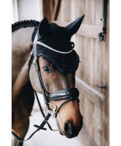 Kentucky Horsewear Fly Veil Wellington Glitter