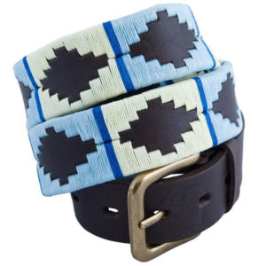 Pampa Leather Polo Belts