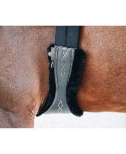 Kentucky Horsewear Replacement Sheepskin Anatomic Girth Cover