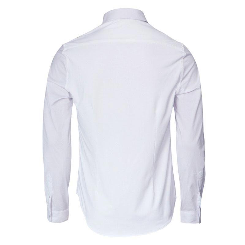 Harcour Mens Competition Shirt Samuel Back