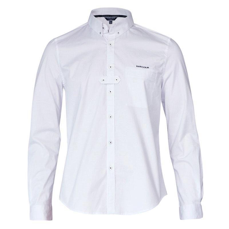 Harcour Mens Competition Shirt Samuel Front