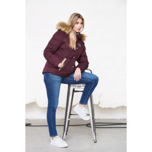 Harcour Camille Padded Jacket