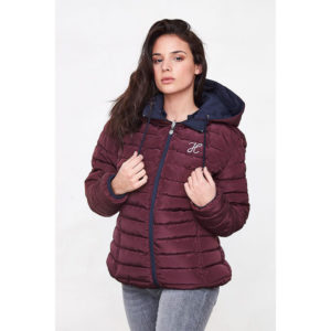 Harcour Lisa Womens Reversible Padded Jacket