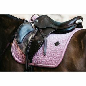 Kentucky Horsewear Velvet Saddle Pad