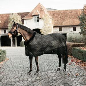 Kentucky Horsewear Show Rug – Black Black