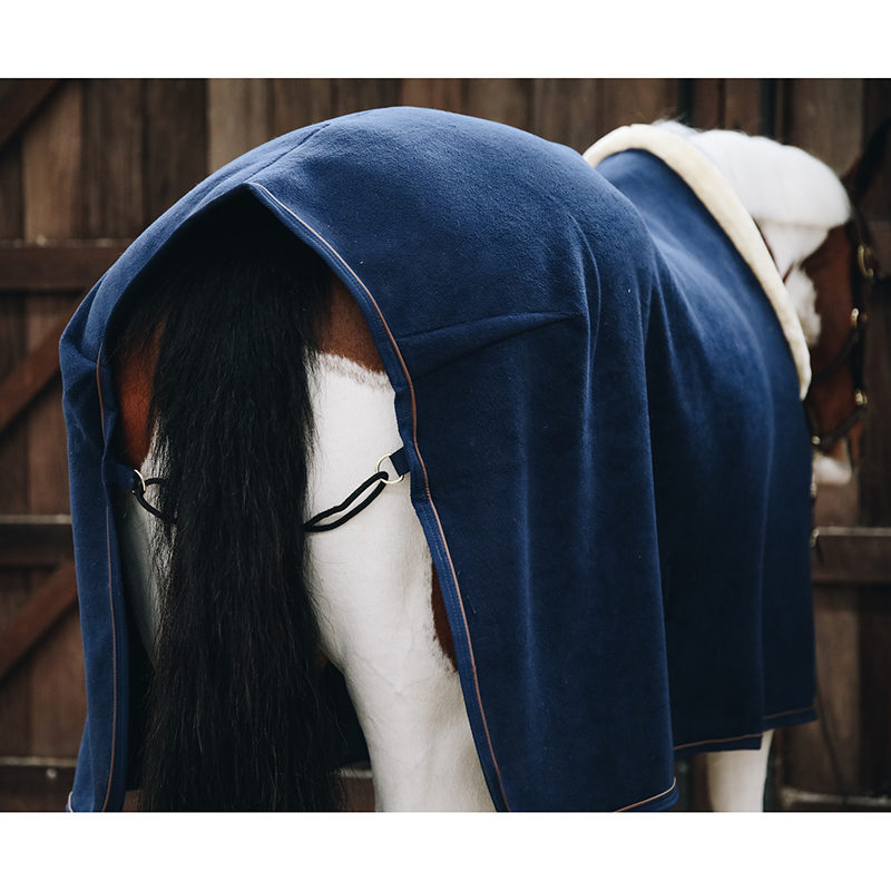 Kentucky Horsewear Heavyweight Fleece Show Rug
