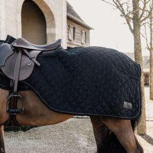 Kentucky Horsewear Riding Rug – Black