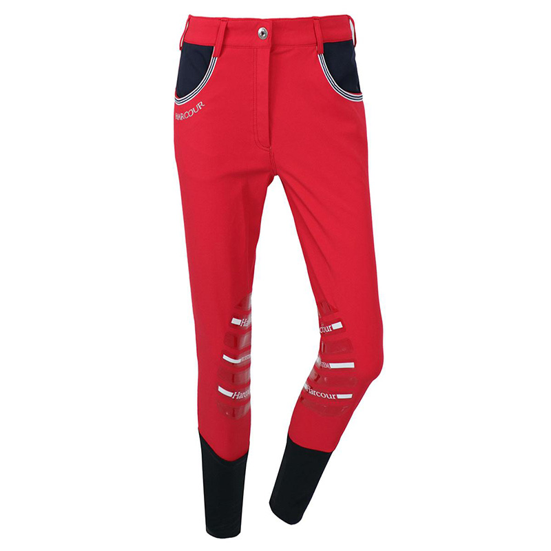 breeches MADRID red front zoom