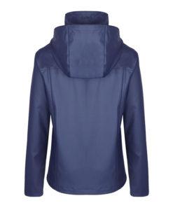 Harcour Touquet Techline Unisex Rain Jacket