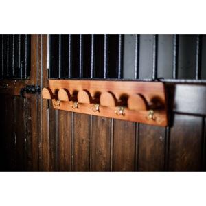 Grooming Deluxe Wooden Bridle Rack