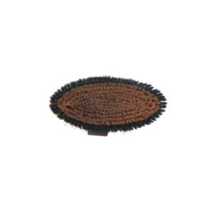Grooming Deluxe Oval Body Brush Hard