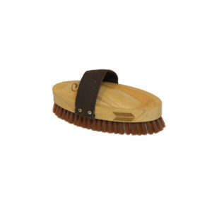 Grooming Deluxe Oval Body Brush Soft