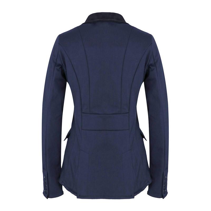 Harcour Illuna Ladies Show Jacket Navy Back