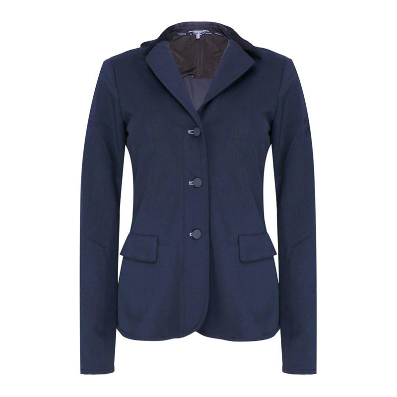 Harcour Illuna Ladies Show Jacket Navy Front