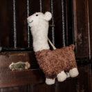 Alpaca Horse Toy Alfredo