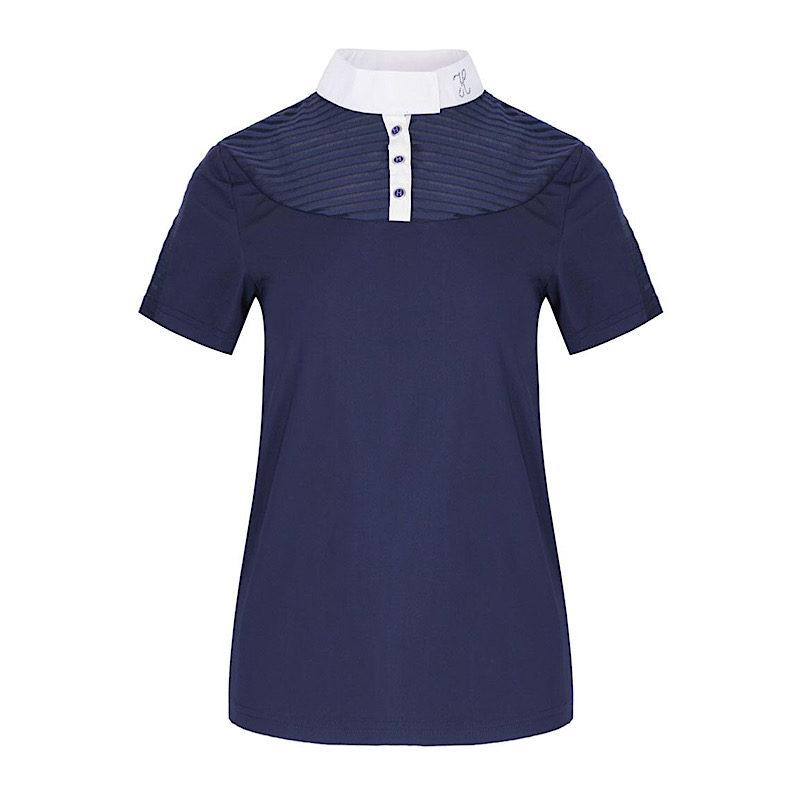Harcour Carinjo Ladies Short Sleeve Show Shirt