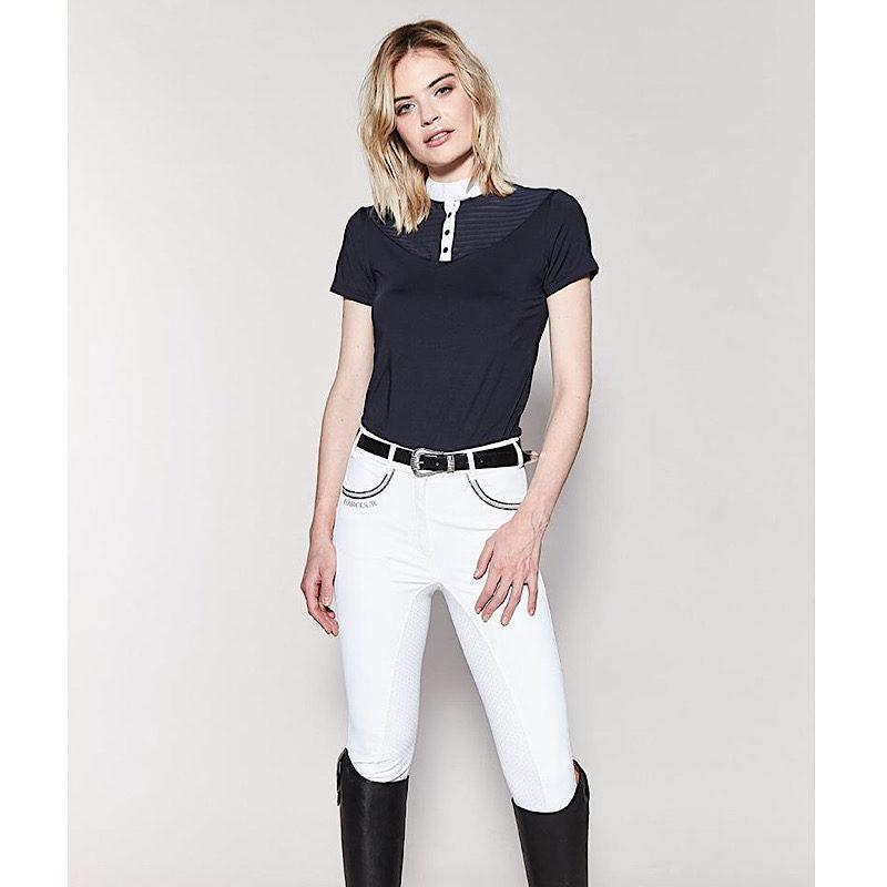 Harcour Carinjo Ladies Short Sleeve Show Shirt 2