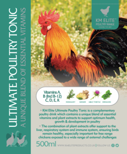 Ultimate Poultry Tonic