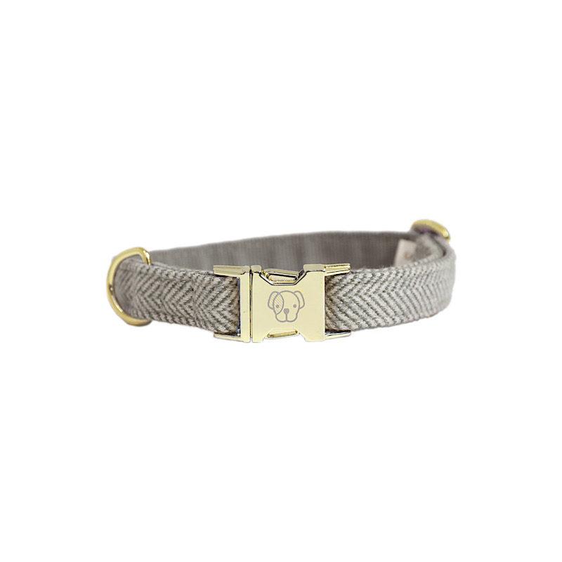 Kentucky Dogwear Dog Collar Wool 5