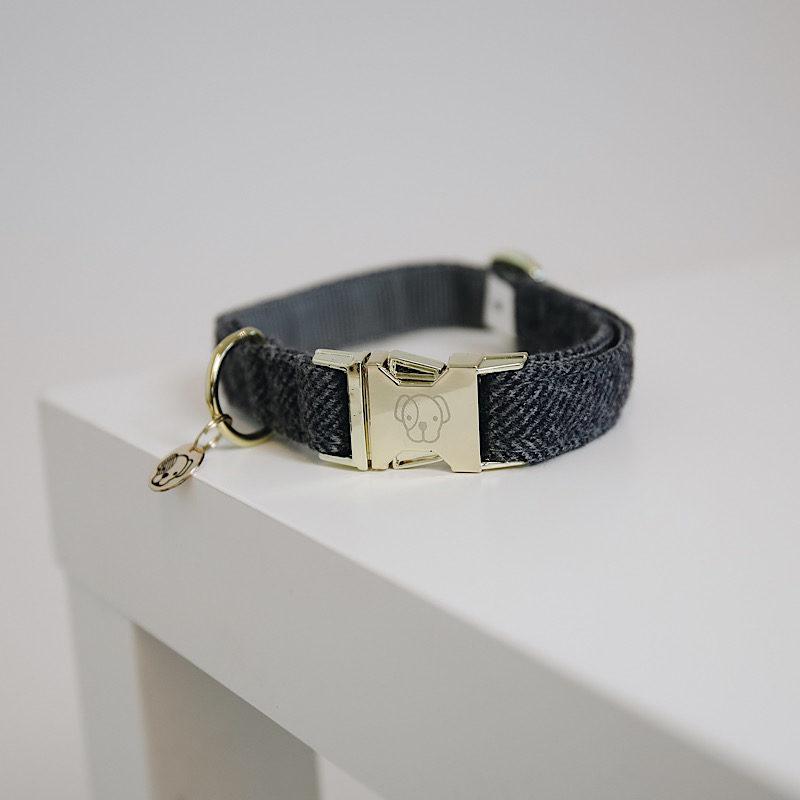 Kentucky Dogwear Dog Collar Wool 9