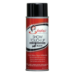 Shapleys Show Touch Up Colour Enhancer