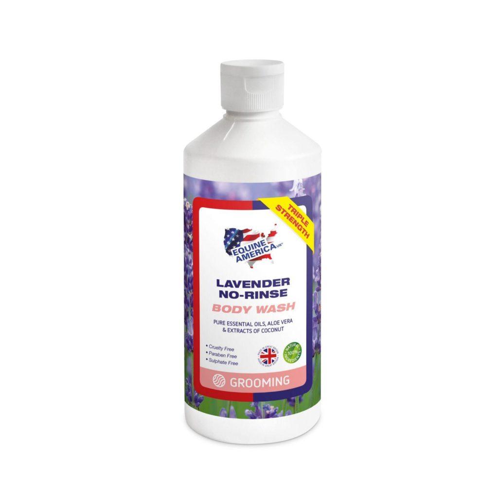 Equine America Lavender No-Rinse
