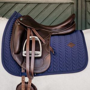 Kentucky Horsewear Dressage Saddle Pad Fishbone