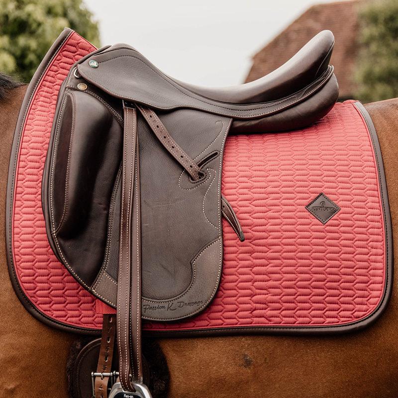 Kentucky Horsewear Colour Edition Leather Dressage3