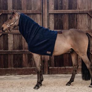 Heavy Fleece Horse Scarf