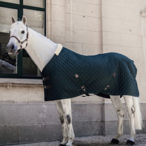 Kentucky Horsewear Stable Rug – Pine Green