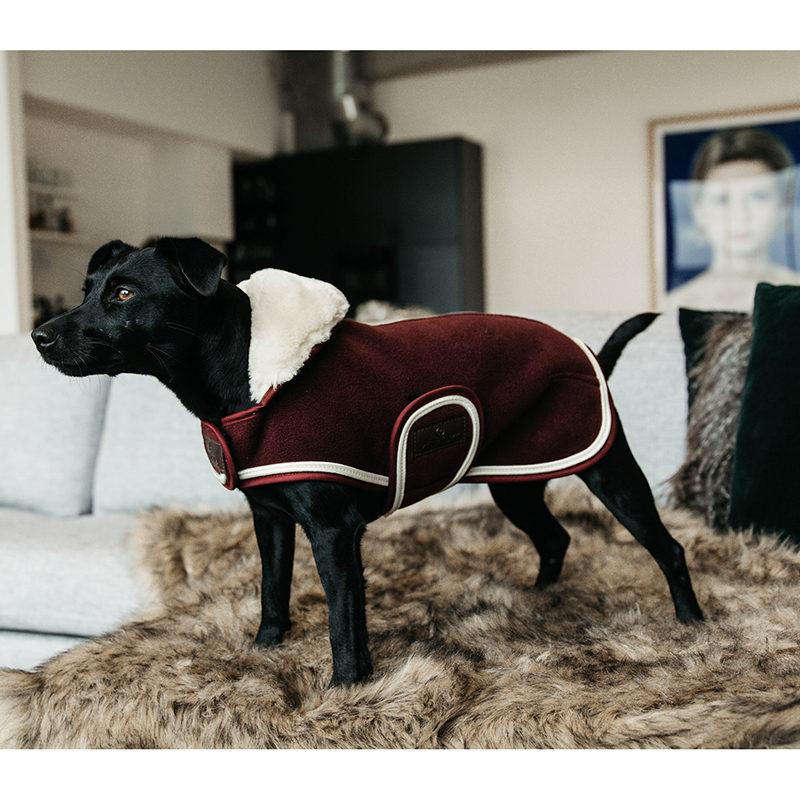 Kentucky Dogwear Heavy Fleece Dog Coat