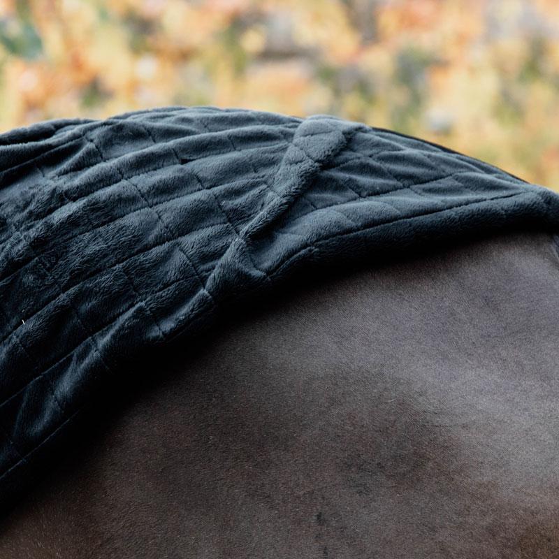 Kentucky Horsewear Lightweight Stable Rug Black 1