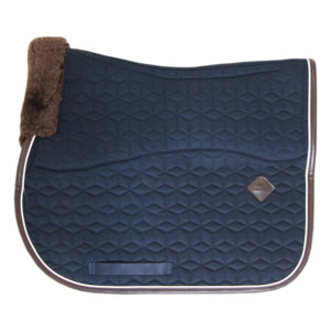 Skin Friendly Saddle Pad Star Quilting