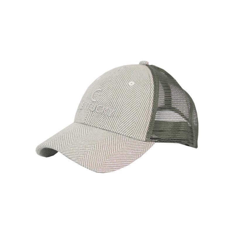 Kentucky Horsewear Trucker Cap Wool2