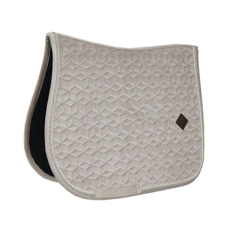 Kentucky Velvet Saddle Pad Basic Beige