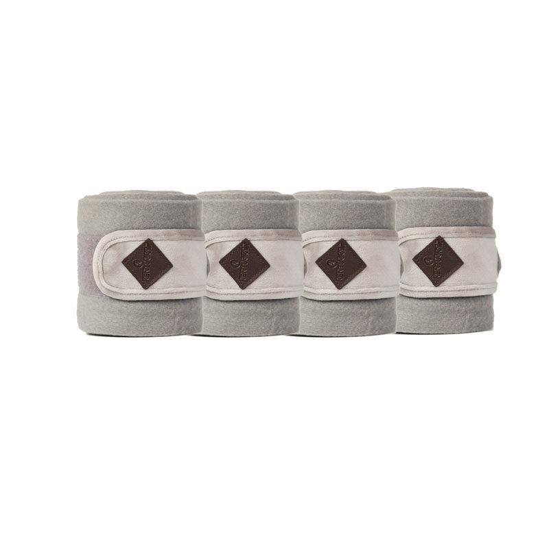 Polar Fleece Basic Velvet Bandages Beige